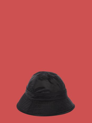 Marni Fisherman hat in black nylon  Woman