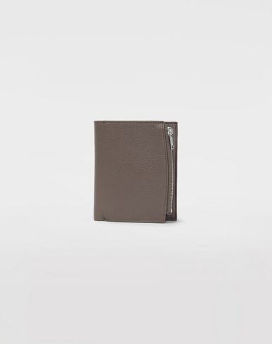 MAISON MARGIELA Wallets [*** pickupInStoreShippingNotGuaranteed_info ***] Large double fold leather wallet f