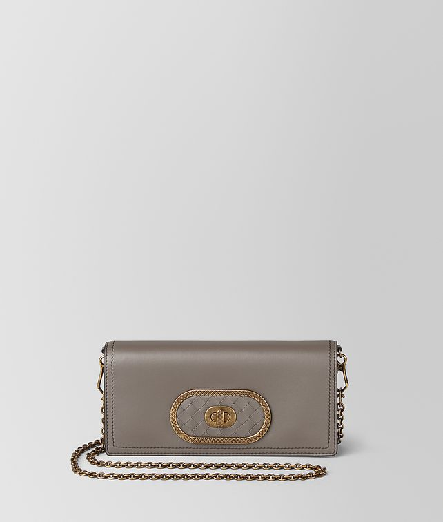BOTTEGA VENETA CHAIN WALLET IN NAPPA Mini Bag and Pouche [*** pickupInStoreShipping_info ***] fp