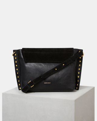 ISABEL MARANT BAG Woman ASLI studded bag  e