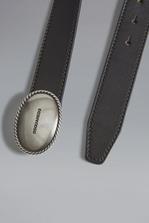 DSQUARED2 Cowboy Plaque Belt Belt Man