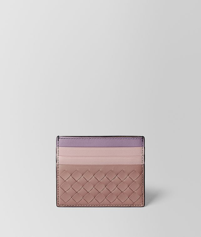 BOTTEGA VENETA CARD CASE IN INTRECCIATO NAPPA Card Case or Coin Purse E fp