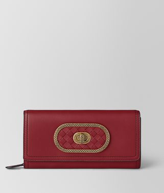 CONTINENTAL WALLET IN NAPPA