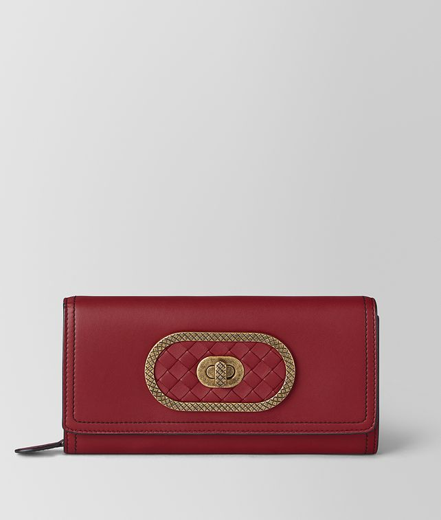 BOTTEGA VENETA CONTINENTAL WALLET IN NAPPA Large Wallet [*** pickupInStoreShipping_info ***] fp