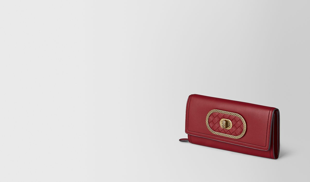 continental wallet in nappa  landing