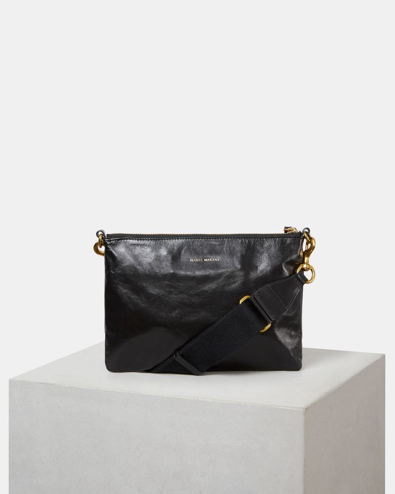 NESSAH zipped clutch bag ISABEL MARANT