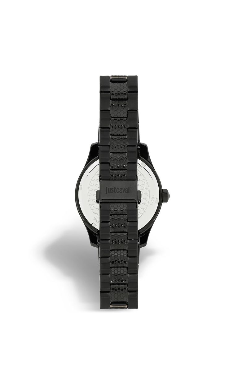 JUST CAVALLI Jet-black watch Watch Man r