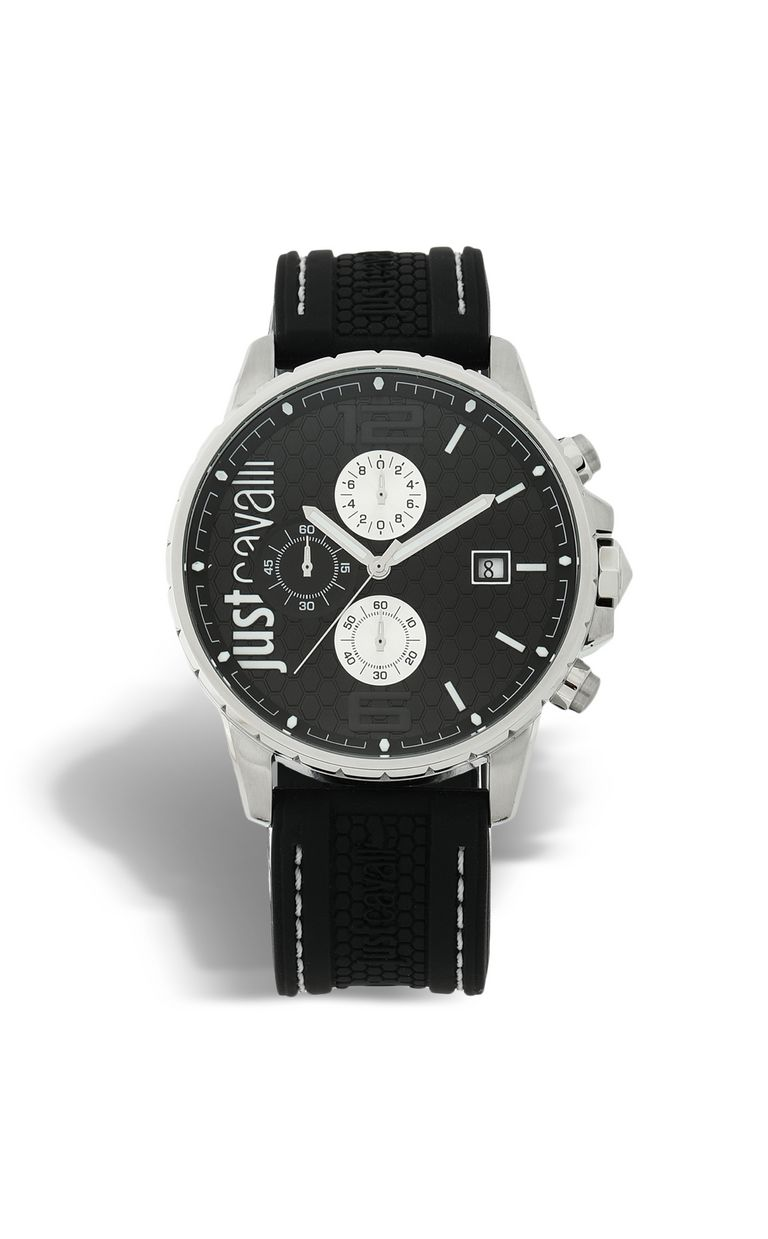 JUST CAVALLI Black sports watch Watch [*** pickupInStoreShippingNotGuaranteed_info ***] f