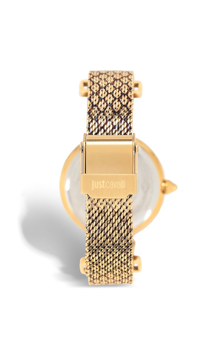 JUST CAVALLI Snakeskin-effect watch Watch [*** pickupInStoreShipping_info ***] e