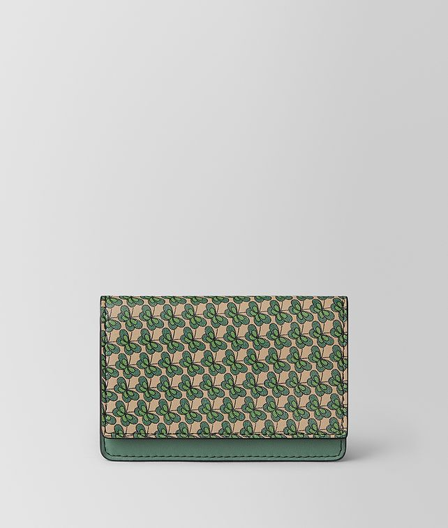 BOTTEGA VENETA CARD CASE IN NAPPA Card Case E fp
