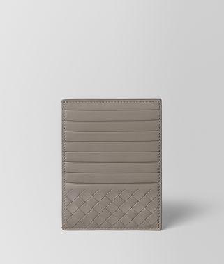 CARD CASE IN INTRECCIATO NAPPA