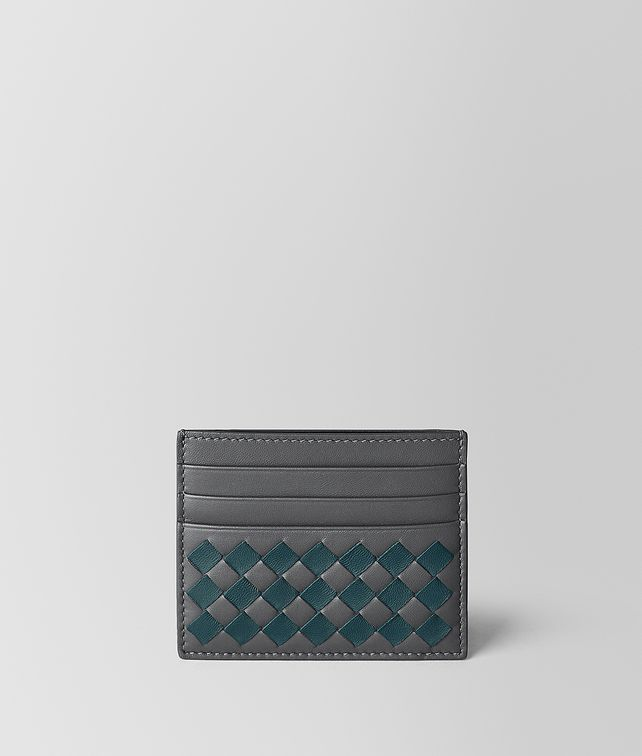 BOTTEGA VENETA CARD CASE IN INTRECCIATO CHEQUER Card Case or Coin Purse [*** pickupInStoreShippingNotGuaranteed_info ***] fp