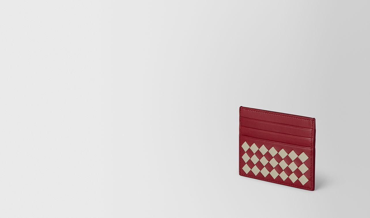 intrecciato checker卡片夹  landing