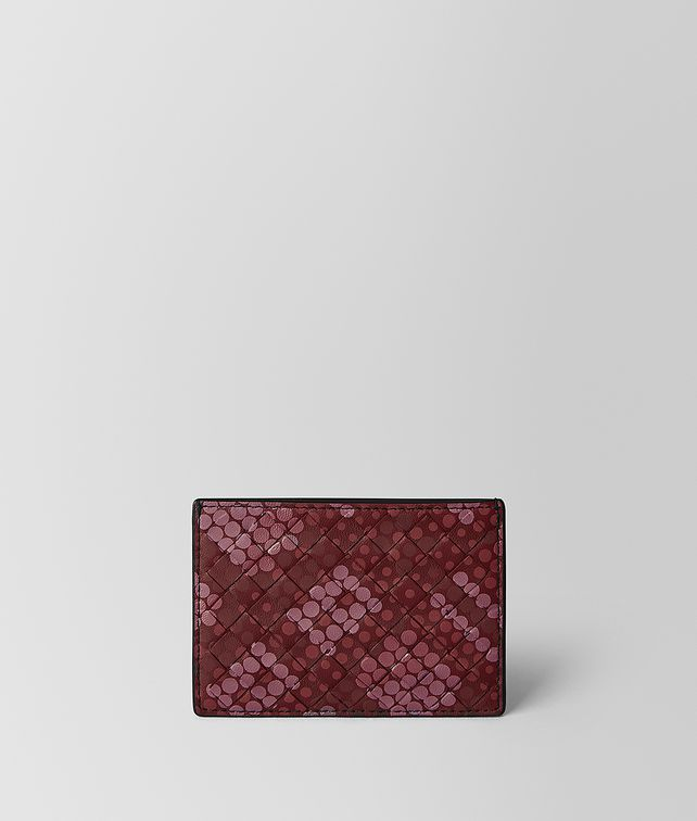 BOTTEGA VENETA CARD CASE IN TARTAN DOTS Card Case or Coin Purse [*** pickupInStoreShippingNotGuaranteed_info ***] fp