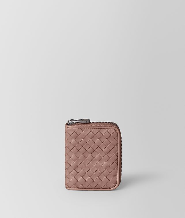 BOTTEGA VENETA COIN PURSE IN INTRECCIATO NAPPA Card Case or Coin Purse [*** pickupInStoreShipping_info ***] fp