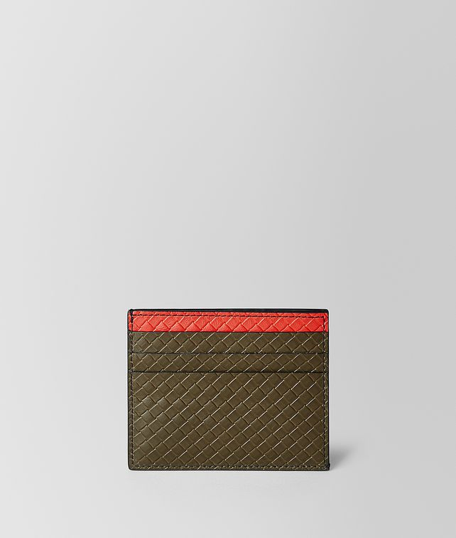 BOTTEGA VENETA CARD CASE IN MICRO INTRECCIATO EMBOSSED Card Case [*** pickupInStoreShippingNotGuaranteed_info ***] fp