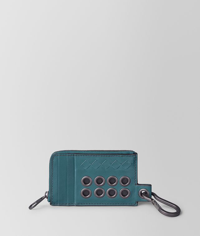 BOTTEGA VENETA COIN PURSE IN VN EYELETS Card Case [*** pickupInStoreShippingNotGuaranteed_info ***] fp