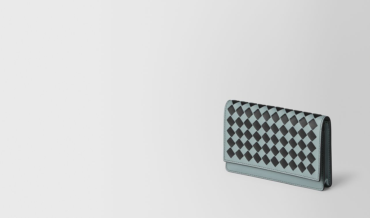 card case in intrecciato checker  landing