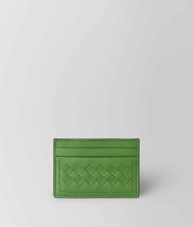 BOTTEGA VENETA CARD CASE IN INTRECCIATO VN Card Case [*** pickupInStoreShippingNotGuaranteed_info ***] fp