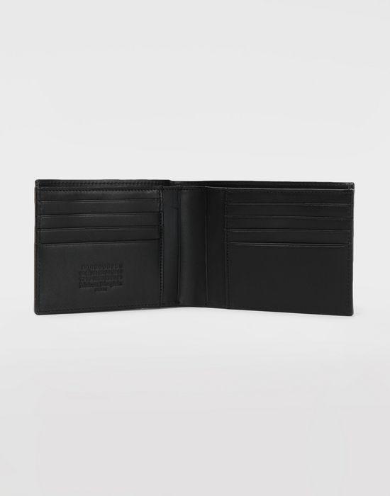 MAISON MARGIELA Double fold leather wallet Wallets [*** pickupInStoreShippingNotGuaranteed_info ***] d