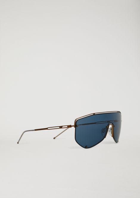 Lunettes de soleil Catwalk Man avec verres masque b7f6f67de651