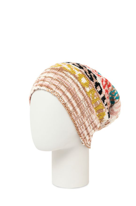 MISSONI Hat Woman, Rear view