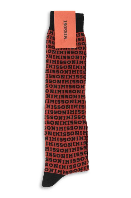 MISSONI Socks Brown Woman - Front