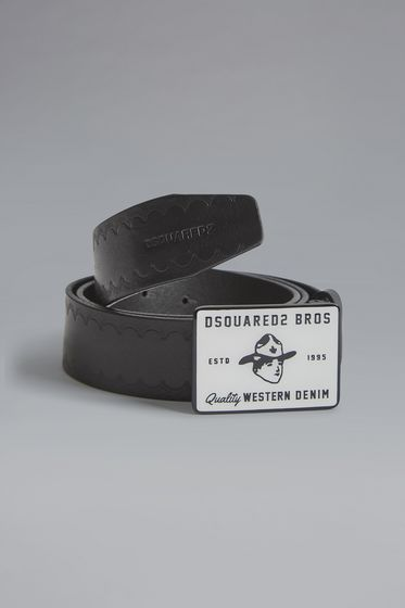 DSQUARED2 Belt [*** pickupInStoreShippingNotGuaranteed_info ***] BEM014701500001M885 m
