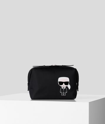 KARL LAGERFELD K/IKONIK TOILETRIES CASE