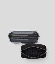 KARL LAGERFELD Прозрачная сумочка с логотипом K/Ikonik 9_f