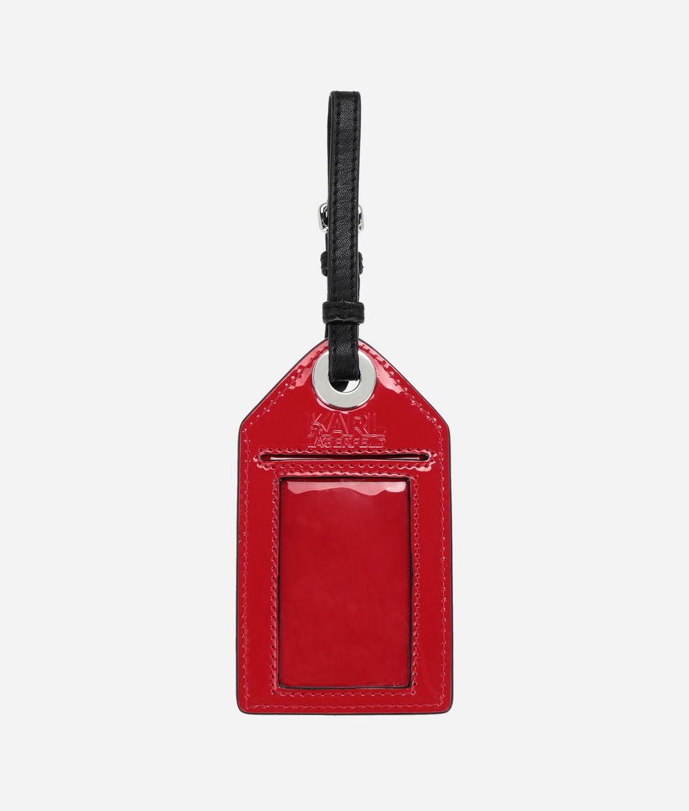 KARL LAGERFELD K/Ikonik Keychain Key Chain Woman r