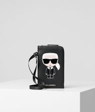 KARL LAGERFELD K/Ikonik Phone Holder 9_f