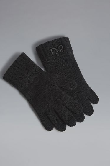 DSQUARED2 Glove Woman DQ031ED00LLDQ900 m