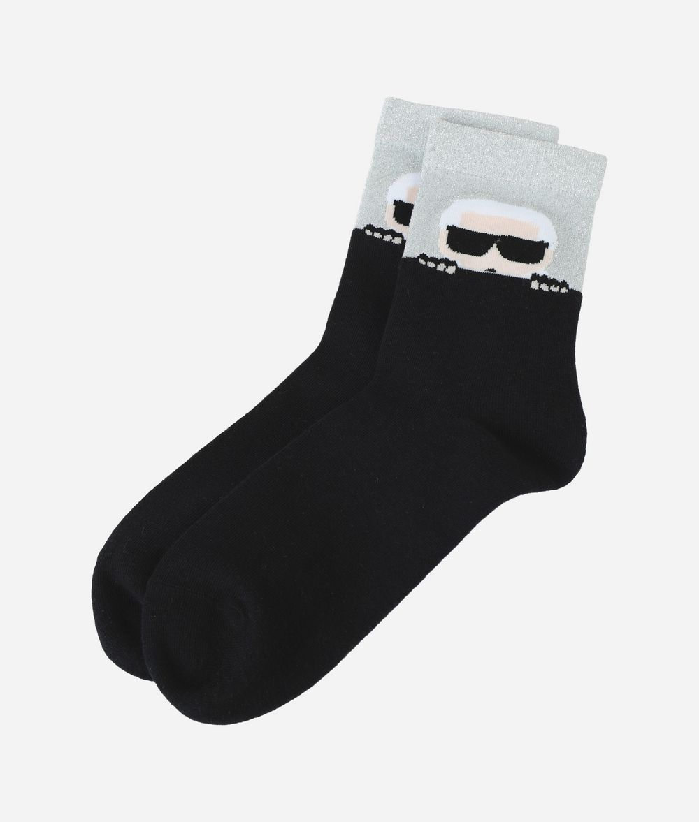 KARL LAGERFELD K/Ikonik Socks Sock Woman f