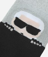 KARL LAGERFELD K/Ikonik Socks Sock Woman r