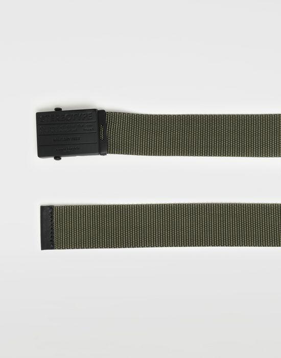 MAISON MARGIELA Stereotype military belt Belt [*** pickupInStoreShippingNotGuaranteed_info ***] r