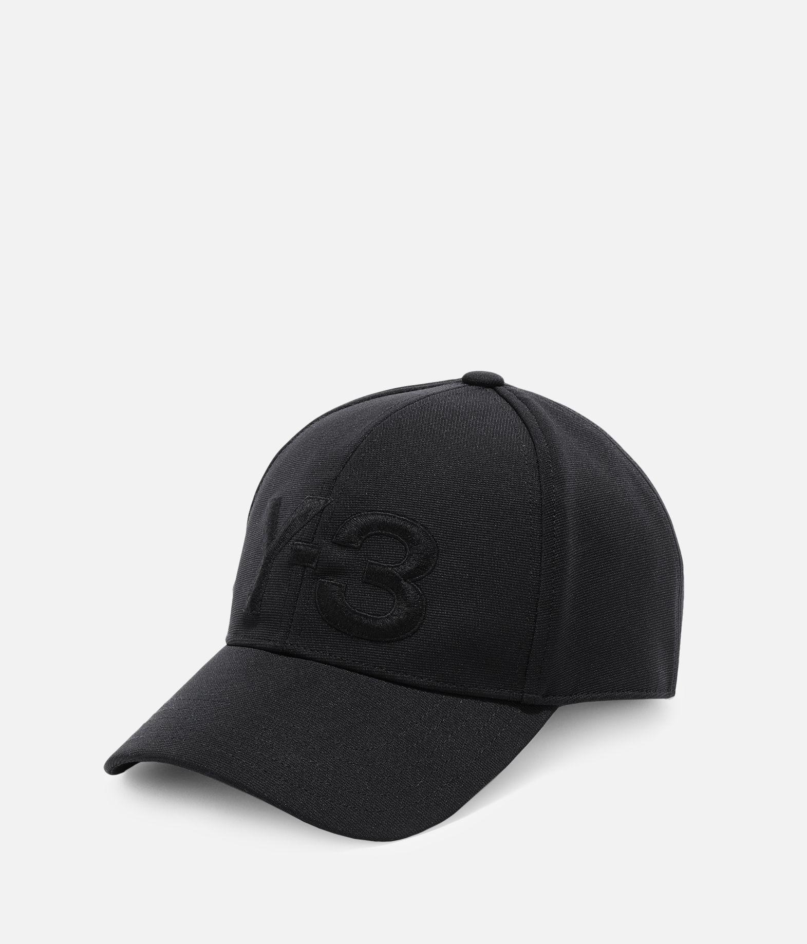 Y-3 Y-3 Logo Cap Cap E f