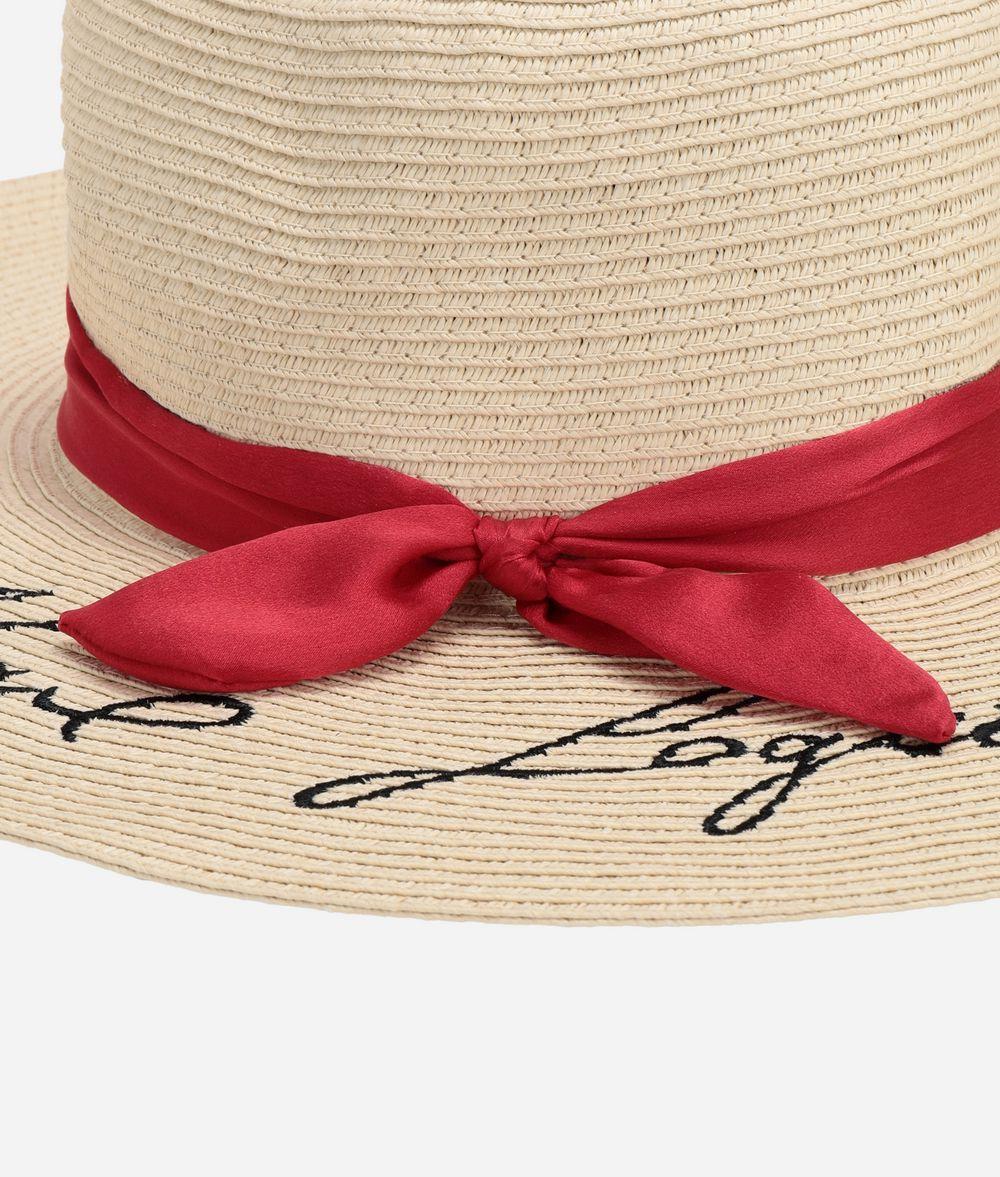 KARL LAGERFELD Шляпа-федора K/Signature Головной убор Для Женщин d