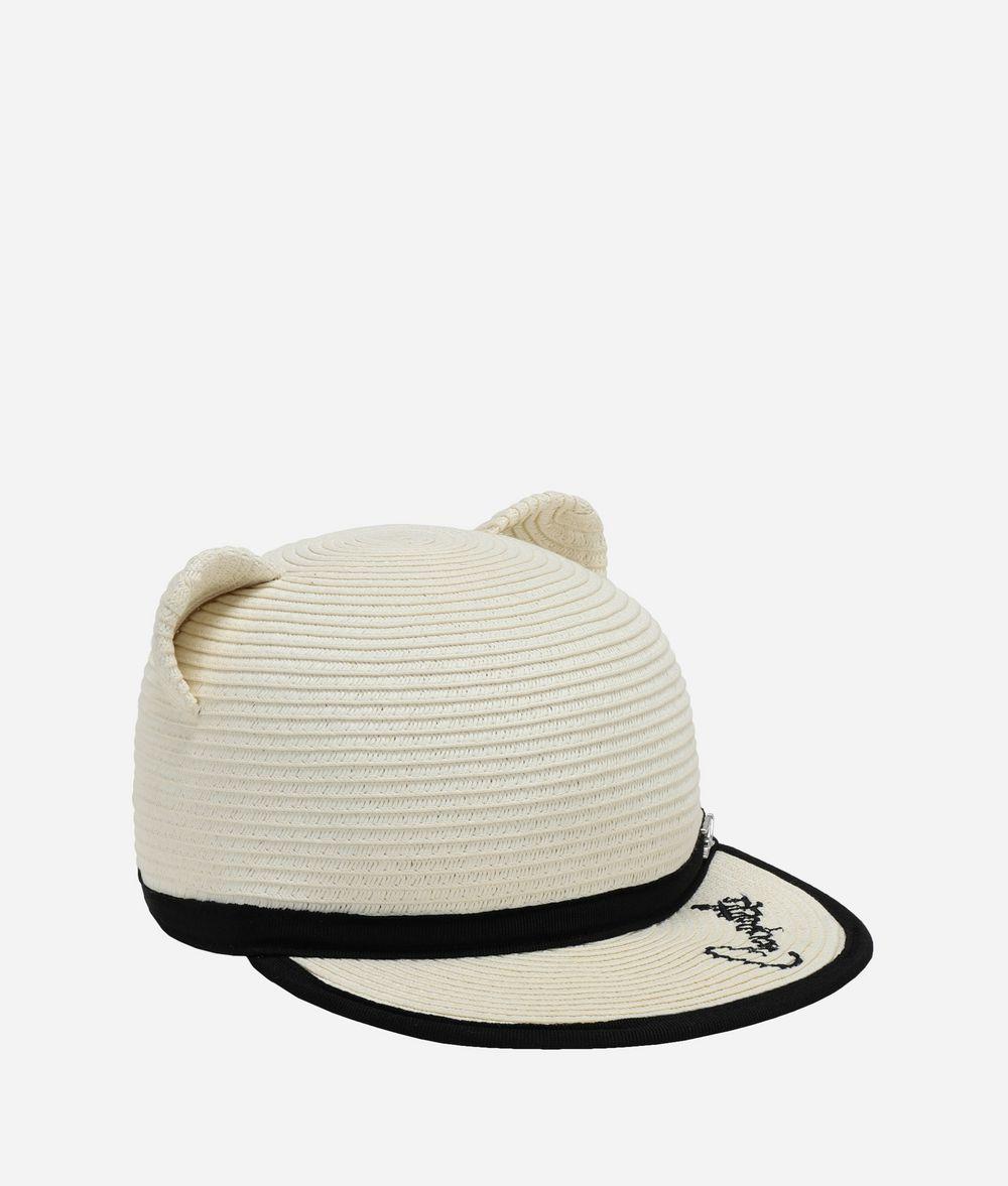 KARL LAGERFELD Choupette Ears Cap Hat Woman f