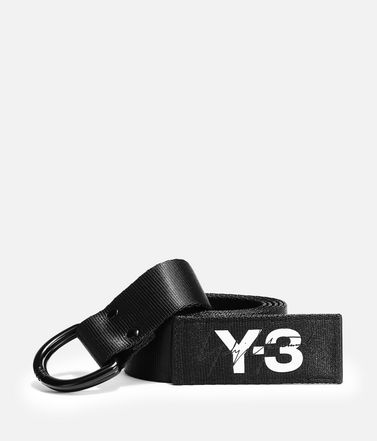 best loved 222f3 4f211 Y-3 Logo Belt ...