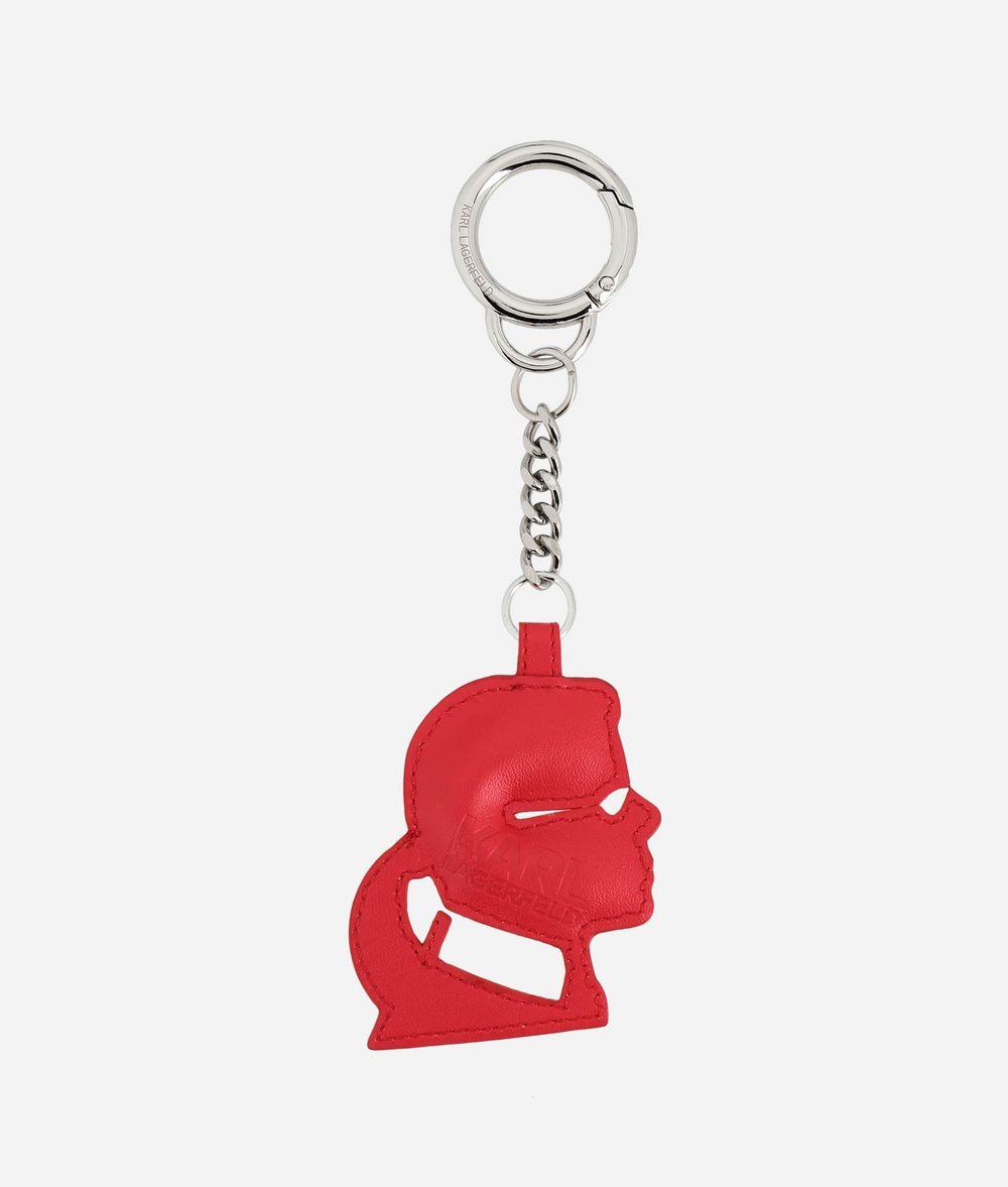 KARL LAGERFELD Cameo Keychain Key Chain Woman f