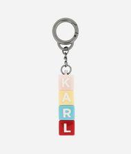 KARL LAGERFELD Plexi Cubes Keychain 9_f