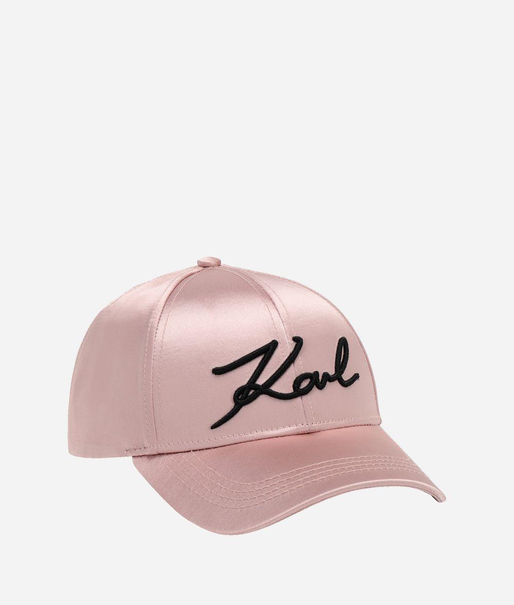 magasin officiel choisir l'original convient aux hommes/femmes Collections Casquette K/Signature | Karl Lagerfeld |Par Karl ...