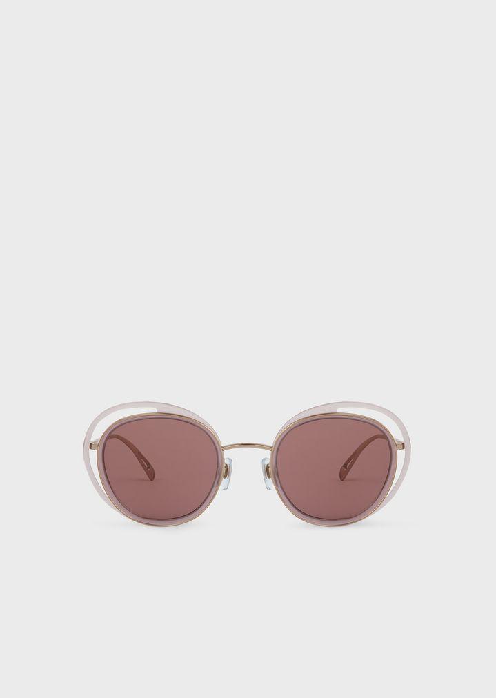 3e37408558ff GIORGIO ARMANI Sun-glasses Woman f