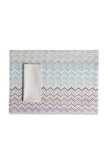 MISSONI HOME 24x24 in. Cushion E RAFAH CUSHION m