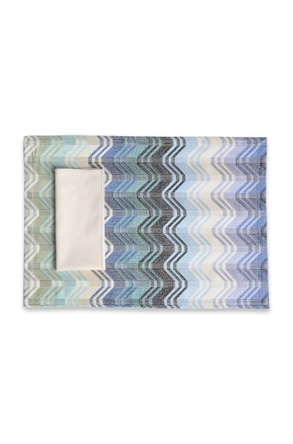 MISSONI HOME HILDE AMERICAN SET Sky blue E - Back