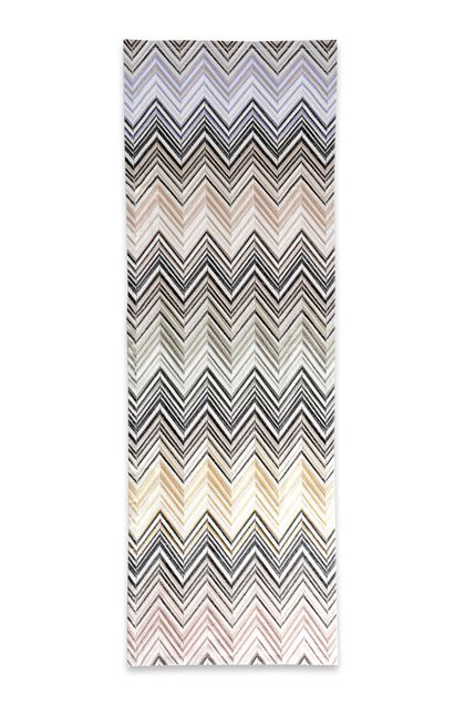 MISSONI HOME ODILE STRIPED Light pink E - Back