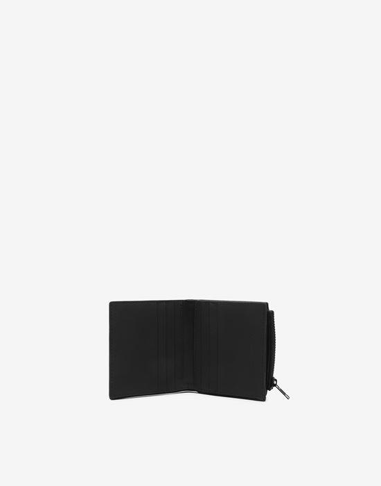 MAISON MARGIELA Medium fold-out leather zipped wallet Wallet [*** pickupInStoreShippingNotGuaranteed_info ***] d