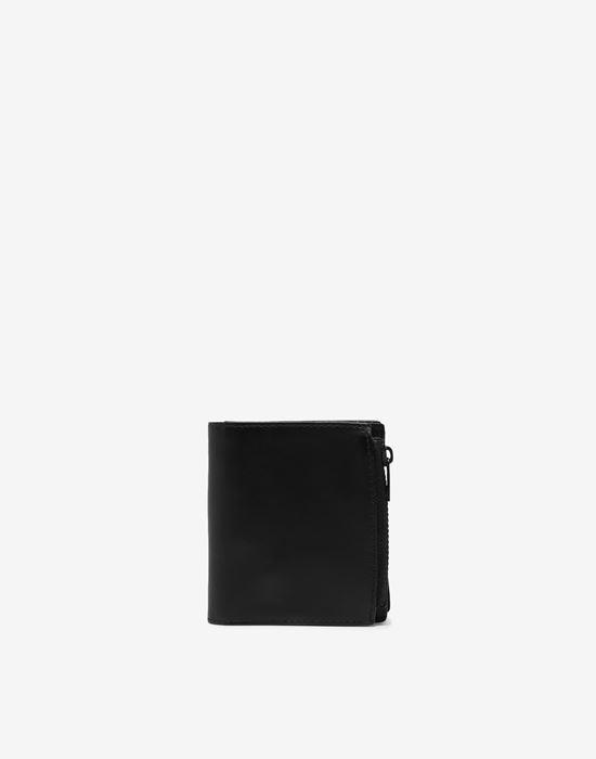 MAISON MARGIELA Medium fold-out leather zipped wallet Wallet [*** pickupInStoreShippingNotGuaranteed_info ***] f
