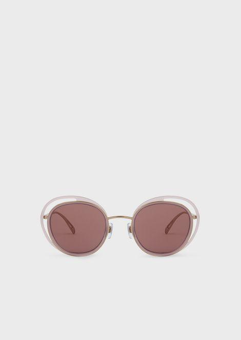 GIORGIO ARMANI Sunglasses Woman f